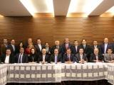 Reunió Urreta a los líderes empresariales de todo el país