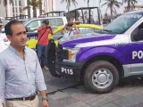 Patrulla Morada en Veracruz para atender casos sobre violencia de género