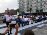 Veracruz debe fortalecer sus cuerpos policiacos: MAYL