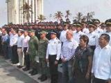Asume municipio de Veracruz control de Policía y Tránsito municipales