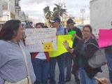 Habitantes de Geo exigen solución a desabasto de agua