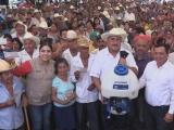 Juan Carlos Molina es un líder cercano a la gente, asegura la alcaldesa de Soledad de Doblado