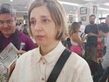 Claudia Ramírez en desacuerdo que actores ocupen cargos públicos