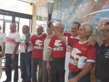 Recrearán recepción de la llegada del Fuego Olímpico a Veracruz
