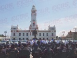 Entrega gobernador MAYL 43 patrullas para policías municipales