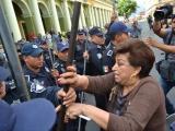 CNDH va contra responsables desalojo pensionados