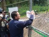 "Retiran sellos de clausura  a ""El Tronconal"""