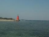 Bajos de la Gallega podría ser habilitada para playas