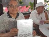 Explota La Antigua riqueza natural de Playa Chalchihuecan, niegan obra pública a sus habitantes