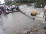 40 comunidades afectadas en Cabada