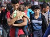 Habilitan en el IVEC centro de acopio para la caravana de migrantes