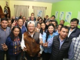 Promoveremos la capacitación de los panistas: Joaquín Guzmán