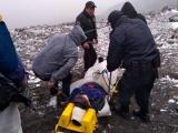 Suman 3 los alpinistas muertos en el Pico de Orizaba