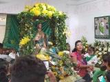 Pagan mandas católicos a San Judas Tadeo en su día