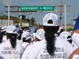 El vía crucis de Madres Migrantes