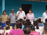 Canirac Veracruz apoya en zonas afectadas por frente frío