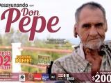 Invitan a la ciudadanía a que apoye en la compra de medicamentos para Don Pepe