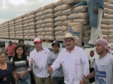 Reconoce la Sedesol federal la labor de gestión de Juan Carlos Molina