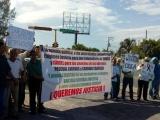 Ex trabajadores de Tamsa exigen libertad para Bartolo Guevara