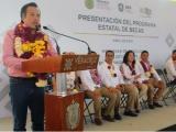 Anuncia Gobernador 71 mdp para el Programa Estatal de Becas