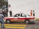 Baja un 40 % la demanda de taxis en Veracruz