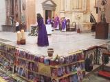 Oficia Obispo de Veracruz primera misa para familiares de desaparecidos