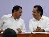 Toma protesta el gobernador Cuitláhuac García a los nuevos dirigentes de la CMIC en Veracruz