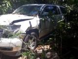 Asegura SSP camionetas robadas, en Ignacio de la Llave