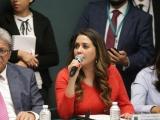"""""""Estaremos dando un paso histórico al reconocer el derecho de las trabajadoras del hogar"""": Anilú Ingram"""