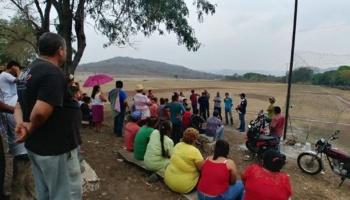 Detenida construcción de granja avícola en Actopan