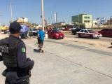 Refuerza SSP acciones de seguridad para temporada vacacional, en Coatzacoalcos