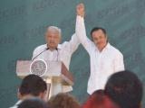 Jorge Winckler protege al viejo régimen: AMLO