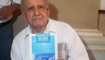 Sergio Flores Armida brinda Una Mirada a los 500 Años