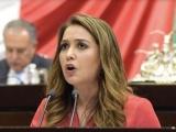 Dictaminan iniciativa de Anilú Ingram para adecuar en la Constitución el nombre del Estado de Veracruz