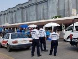 Corresponde a la Marina decidir permanencia de vendedores informales en el paseo del Malecón