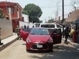 Abate SSP a 2 presuntos delincuentes durante enfrentamiento, en Hueyapan
