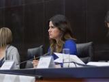 Advierte Indira Rosales que votará en contra de modificaciones a la Reforma Educativa