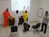 Capacitan a Jurisdicción Sanitaria IV de Martínez de la Torre en emergencia radiológica