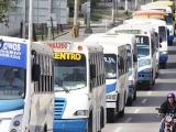 Condonan derechos vehiculares a transporte
