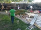 3 muertos en accidente en la caseta de Plan del Río