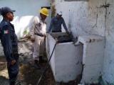 Combate Secretaría de Salud dengue, zika y chikungunya en municipios del sur