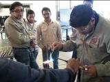 Continúa  Canadá reclutando soldadores veracruzanos