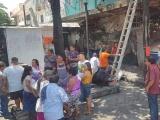 Autoridades siguen aún sin conocer causas del incendio de Callejón Reforma