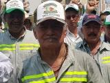 Amenaza Pascual Lagunes irrumpir en instalaciones de Tamsa para rescatar sindicato