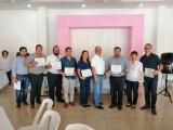 Agradecen vecinos trabajos del municipio para evitar inundaciones en  el fraccionamiento Floresta