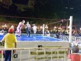 Se realiza con gran éxito función de lucha libre de Jarochito, Rey electo del Carnaval de Veracruz 2020