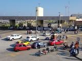 Marinos mercantes cierran el acceso a la zona portuaria de Veracruz