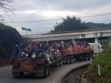 Brinda PC acompañamiento a caravana migrante en Veracruz