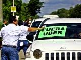 Detendrán taxistas a quienes hagan servicio UBER