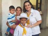 Niños AMANC no corren riesgo de participar en el Carnaval: Presidenta